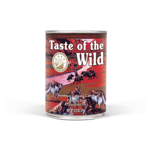 Taste Of The Wild Southwest Canyon 390gr